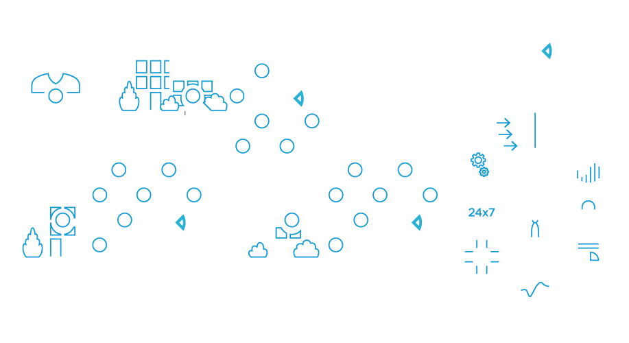 Remote infrastructure monitoring